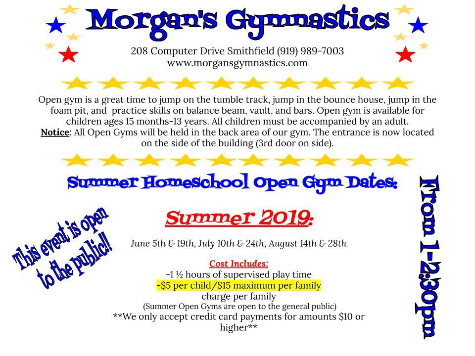 summer programs homeschoolers