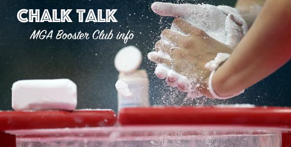MGA Booster Club Information