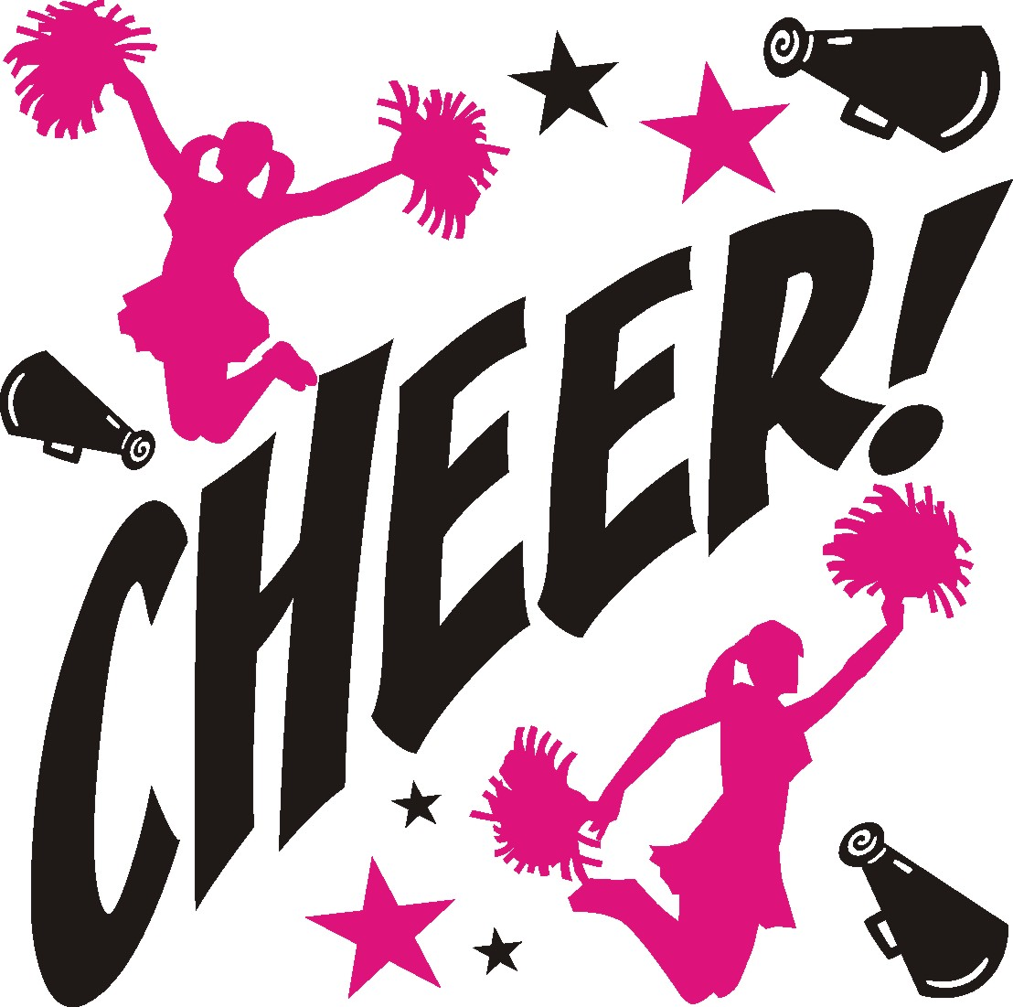 Image result for cheer camp clipart