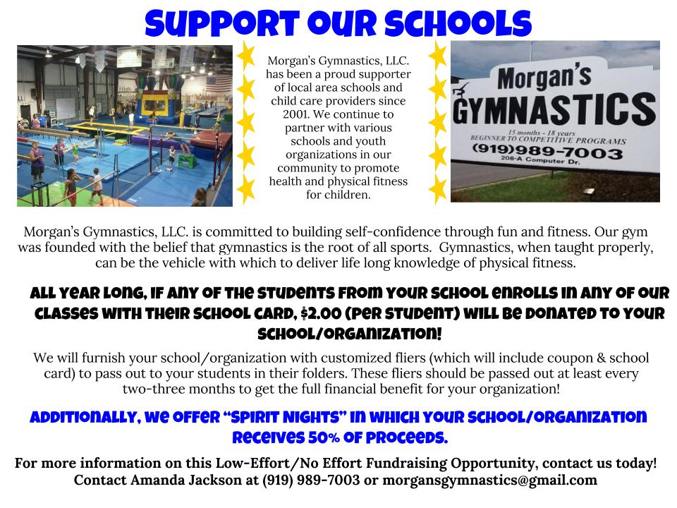 Support our Schools Program